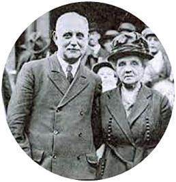 George & Elizabeth Lansbury