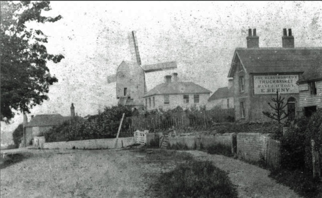 Old photo of windmill-1