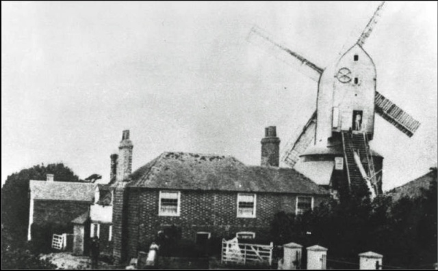 Old photo of windmill-2