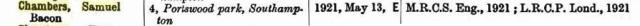 Medical register 1939