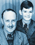 Cleese & father