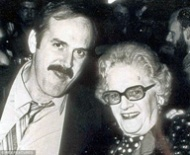 Cleese & his mother