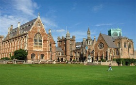 A2EJJP CLIFTON COLLEGE IN BRISTOL UK. Image shot 2006. Exact date unknown.