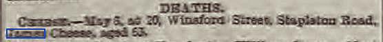 Western Daily Press 10 May 1889