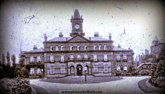 South Yorkshire Lunatic Asylum