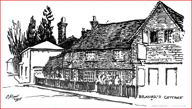 Brasier's Cottage Limpsfield